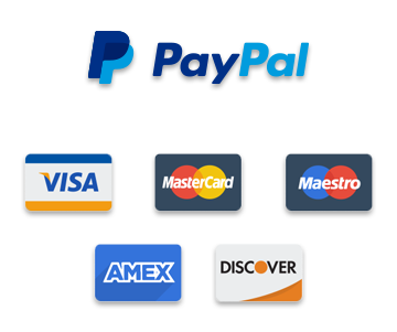 Secure Paymants by PayPal